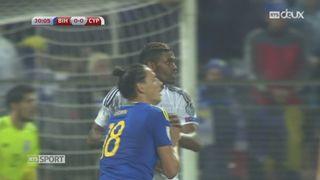 Gr. H, Bosnie-Herzegovine - Chypre (2-0): doublé de Dzeko qui offre la victoire aux Bosniens [RTS]