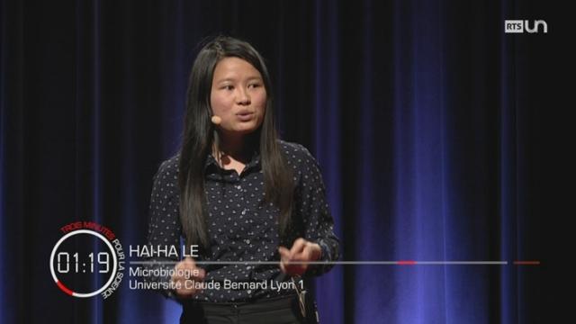 3 minutes pour la science : LE HAI-HA [RTS]