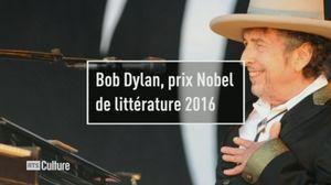 """Résultat de recherche d'images pour """"prix Nobel 2016, littérature, bob dylan"""""""