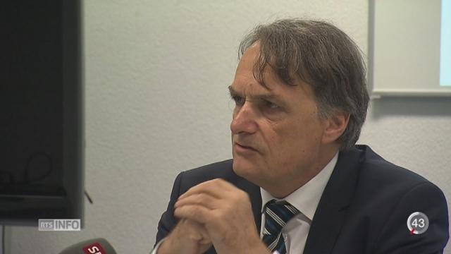 """Le Conseil fédéral propose de modifier le statut des migrants """"admis provisoires"""" [RTS]"""