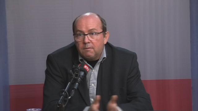 L'invité de la rédaction - Philippe Wanner [RTS]