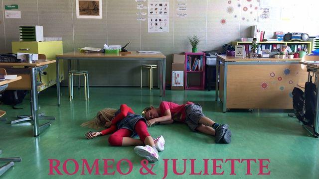 """Vignette """"Roméo et Juliette""""."""