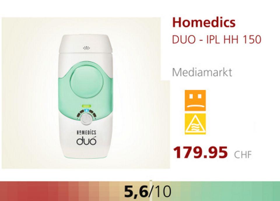 Homedics. [RTS]