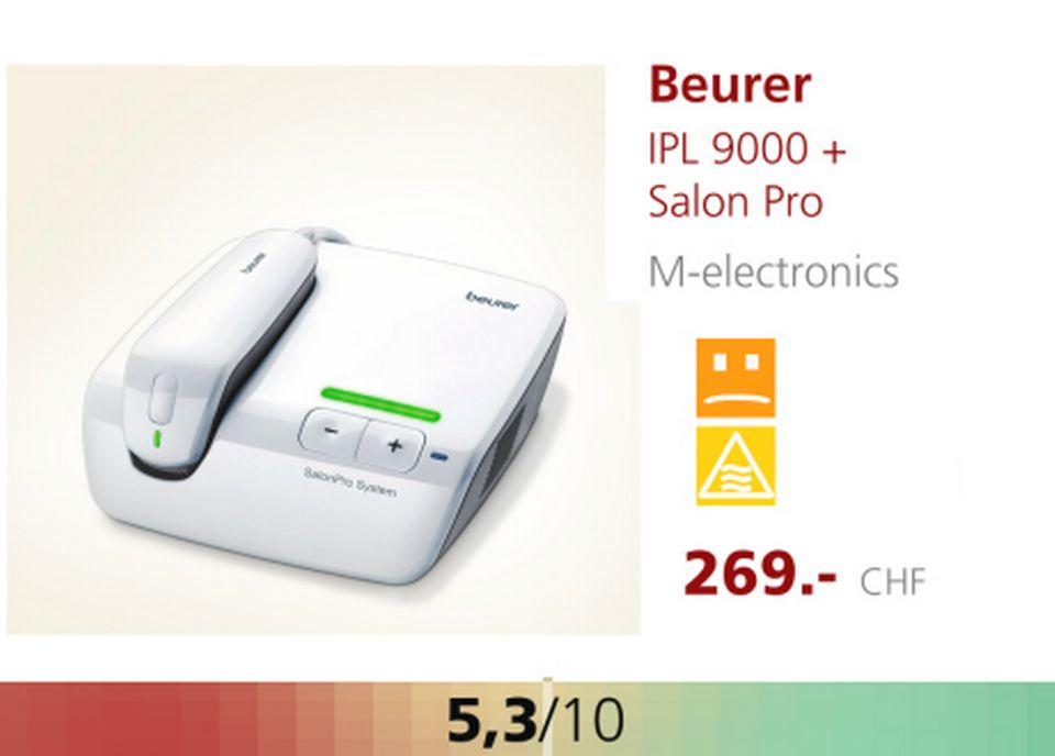 Beurer. [RTS]
