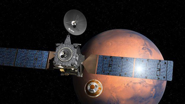 Mars, enjeu majeur pour les grandes puissances dans la conquête spatiale