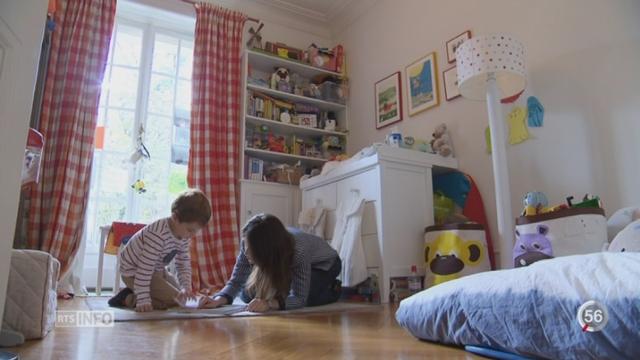 Genève fait figure de pionnier en Europe dans la détection et prise en charge de l'autisme chez l'enfant [RTS]