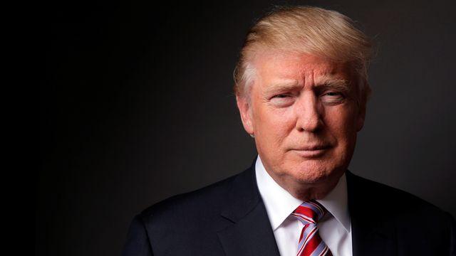 Donald J. Trump. [Reuters]