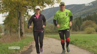 Le Mag: la course à pied peut se pratiquer à l'extrême [RTS]