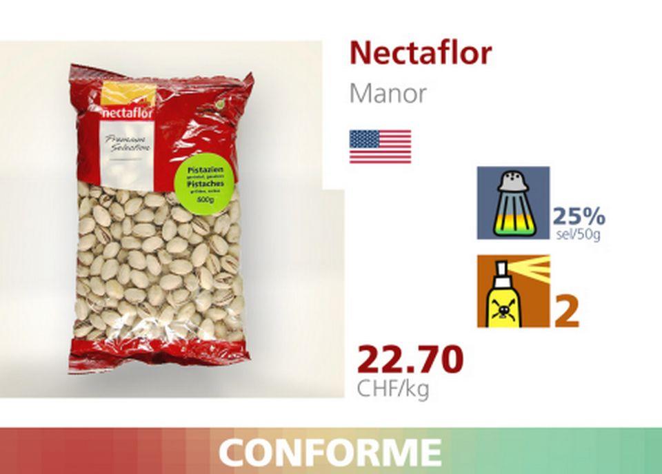 Nectaflor. [RTS]