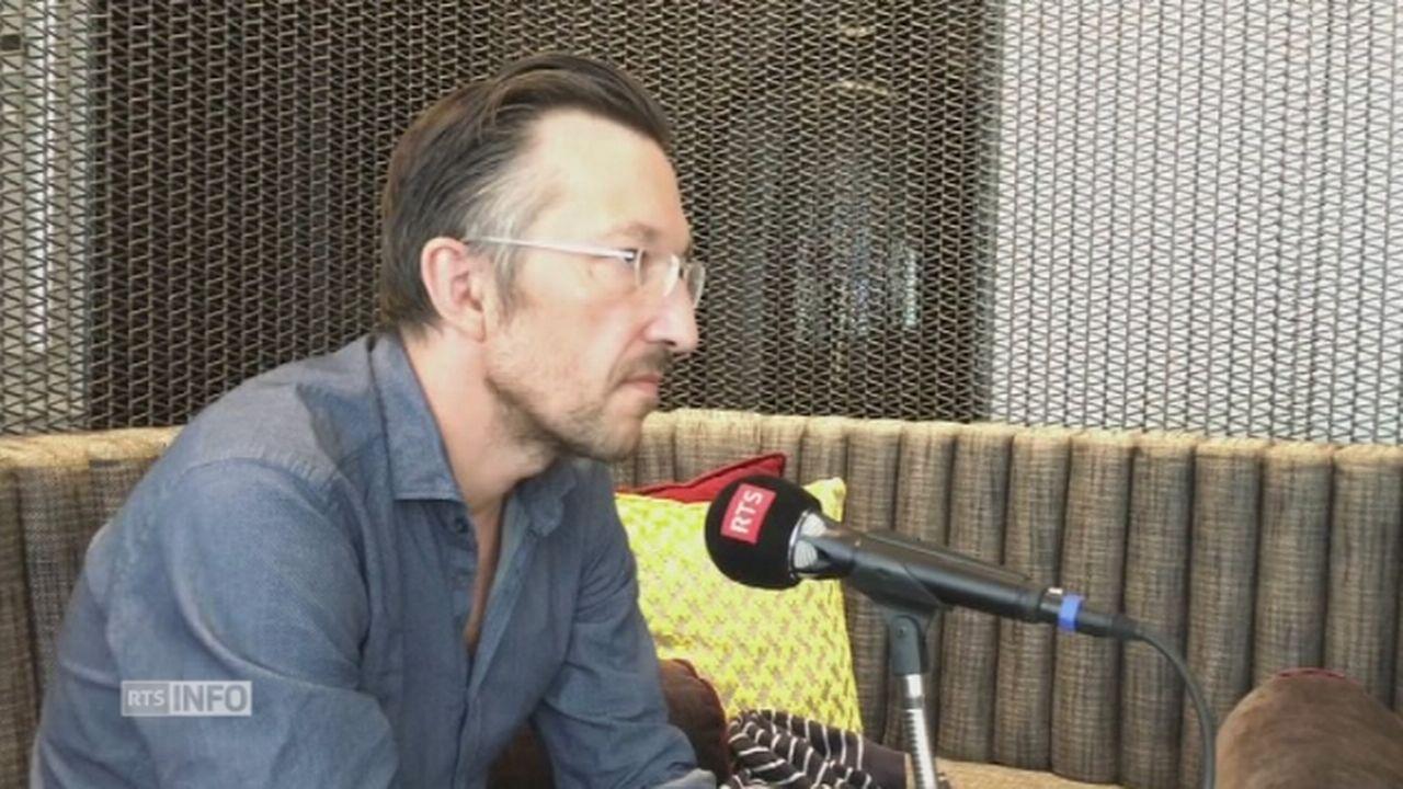 Entretien avec le dramaturge alémanique Lukas Bärfuss [RTS]