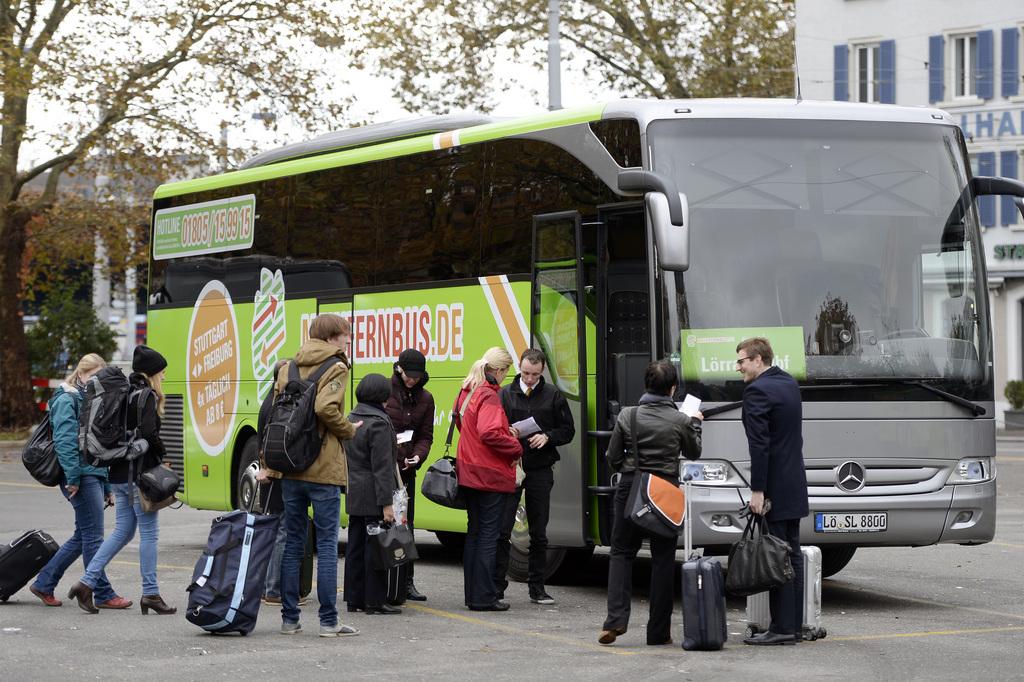 Proc dure ouverte en suisse contre la soci t de bus low - Bus lyon nancy ...