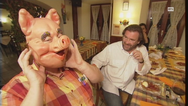 L'homme cochon