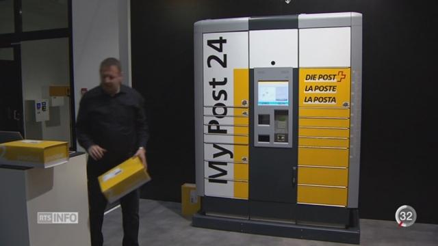 La Poste supprimera 600 offices de poste d'ici 2020 [RTS]