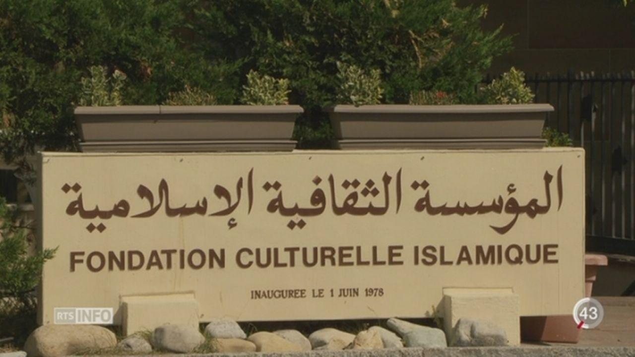 Le chef de la sécurité à la mosquée de Genève serait visé par une fiche S en France [RTS]