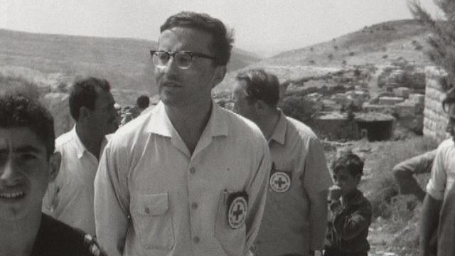 Le CICR et les Palestiniens [RTS]