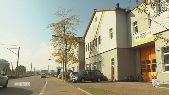 Les propriétaires de la mosquée de Winterthur ne veulent pas prolonger le bail de ces locaux [RTS]