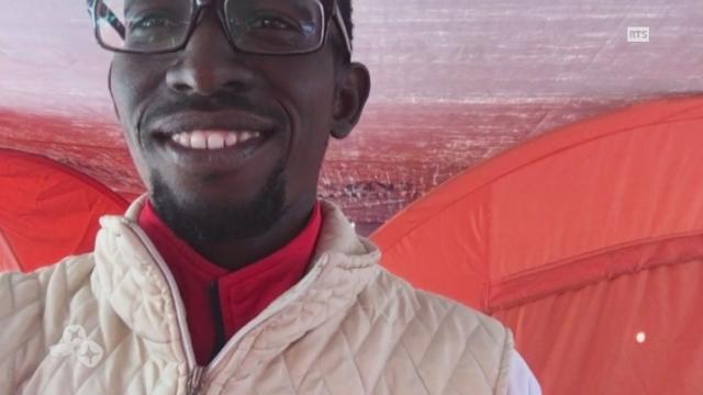 Réfugiés: les réseaux sociaux pour témoigner [RTS]