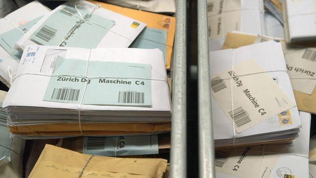 Peut-on faire sans La Poste pour assurer l''avenir des bureaux de poste? [Gaëtan Bally - Keystone]
