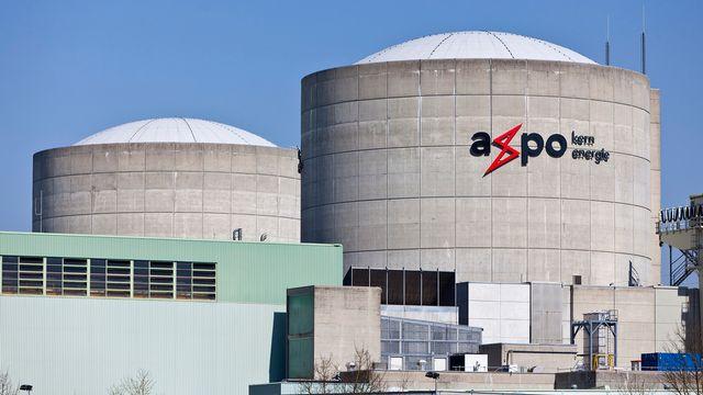 Le groupe Axpo contrôle une importante partie de la centrale de Beznau. [Gaetan Bally - Keystone]