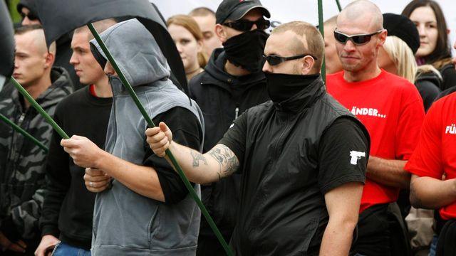 """La gauche vaudoise dénonce un rassemblement """"fasciste"""" (image d'illustration). [Steffen Schmidt - Keystone]"""