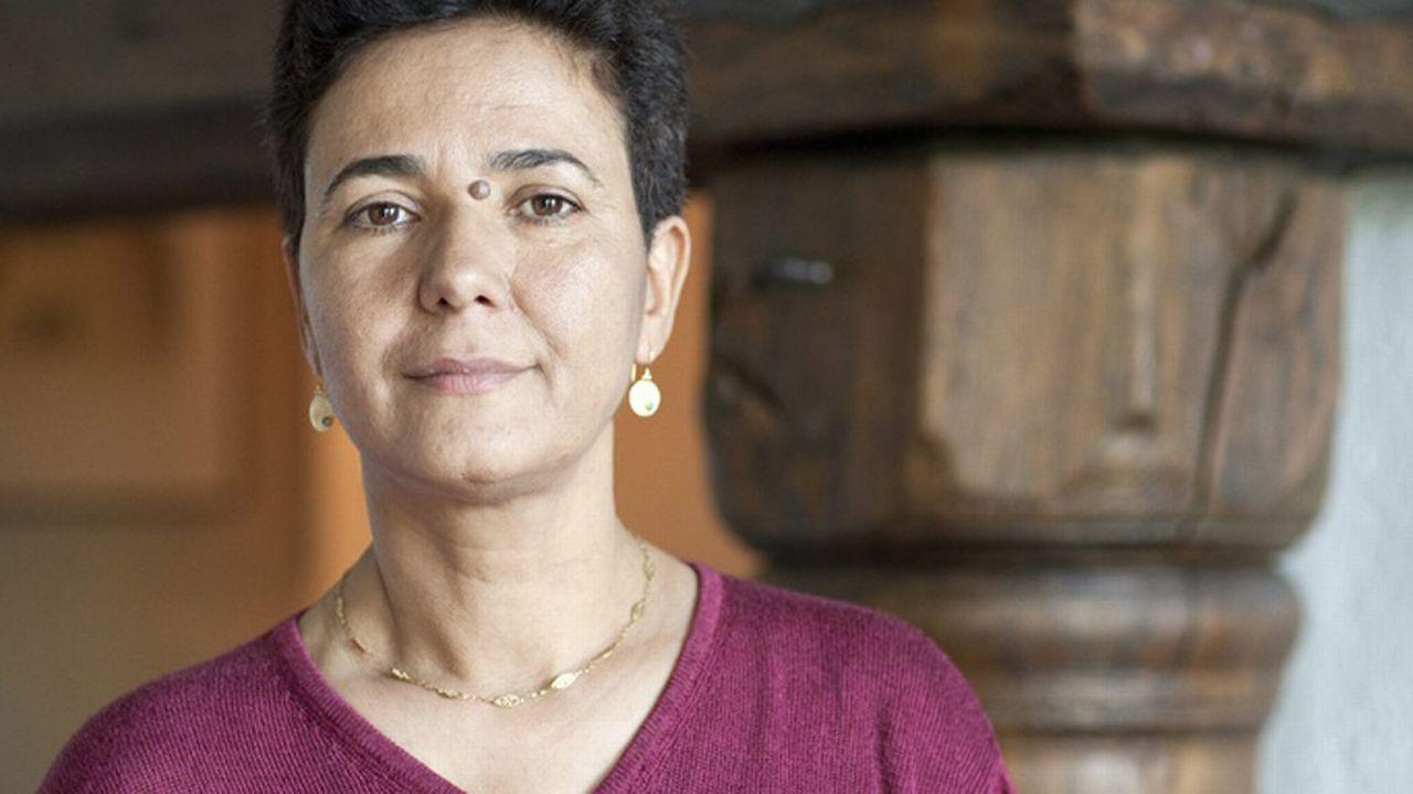 Saïda Keller-Messahli, présidente du Forum pour un islam progressiste. [Alessandro Della Bella - Keystone]