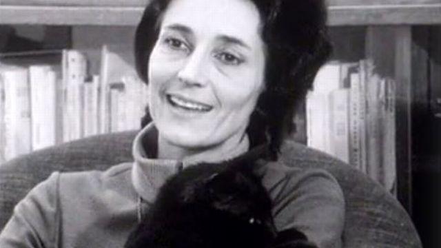 Mousse Boulanger en 1969. [RTS]