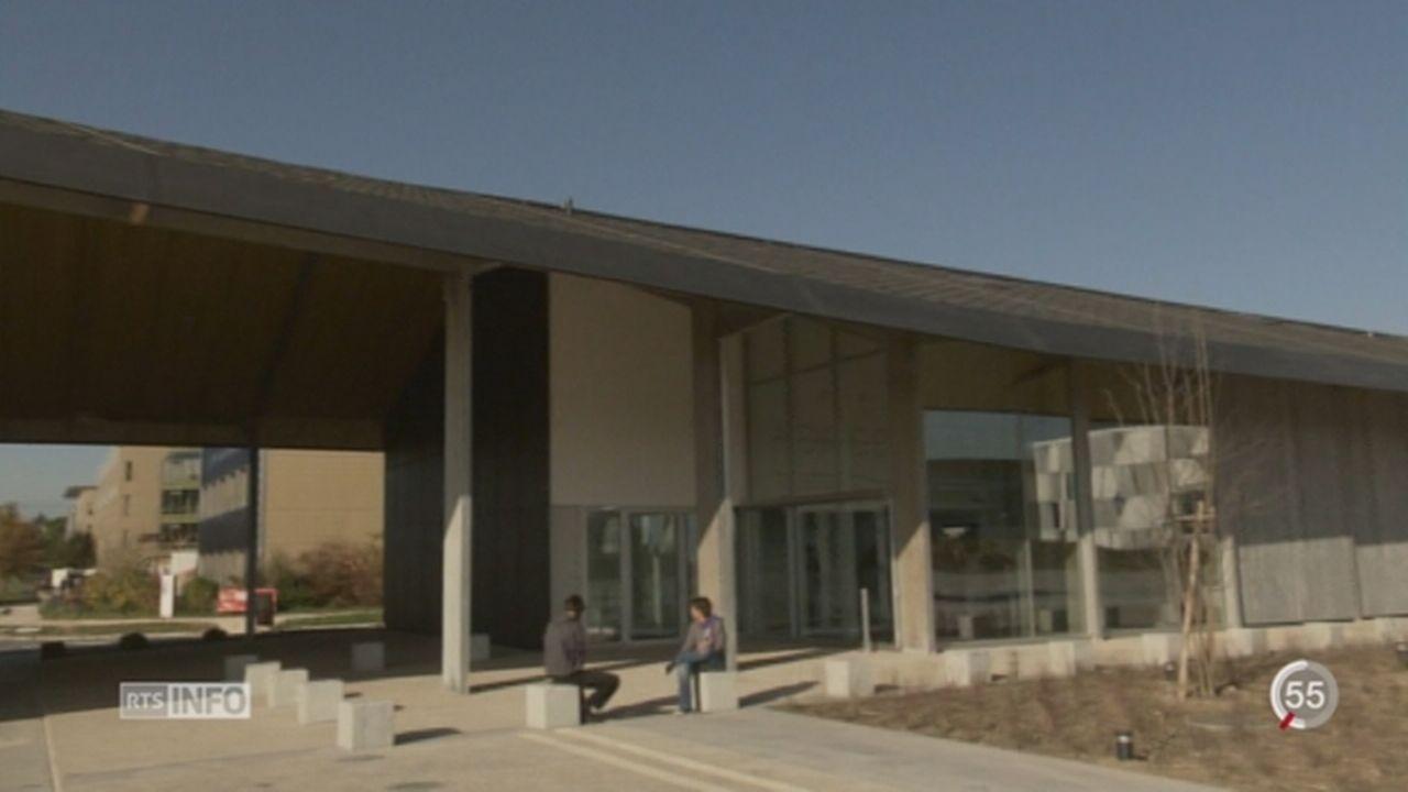 VD: l'EPFL inaugure un nouvel Artlab [RTS]
