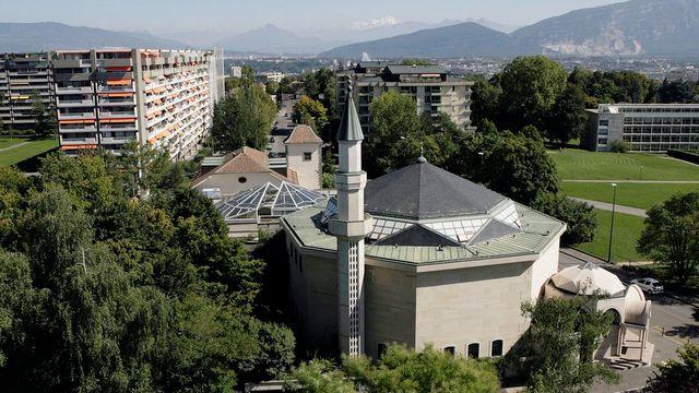 Deux imams de la Mosquée de Genève ont été fichés S. [Salvatore Di Nolfi - Keystone]