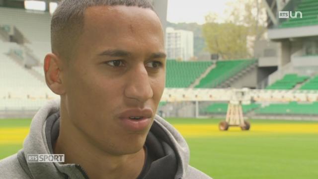 Football: Léo Lacroix a été convoqué par Vladimir Petkovic [RTS]