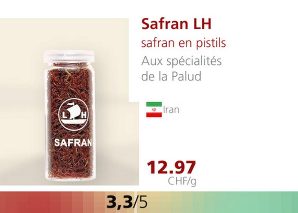 Safran LH. [RTS]
