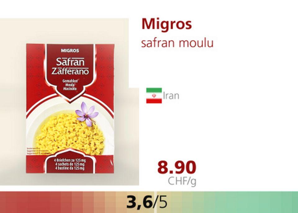 Migros. [RTS]