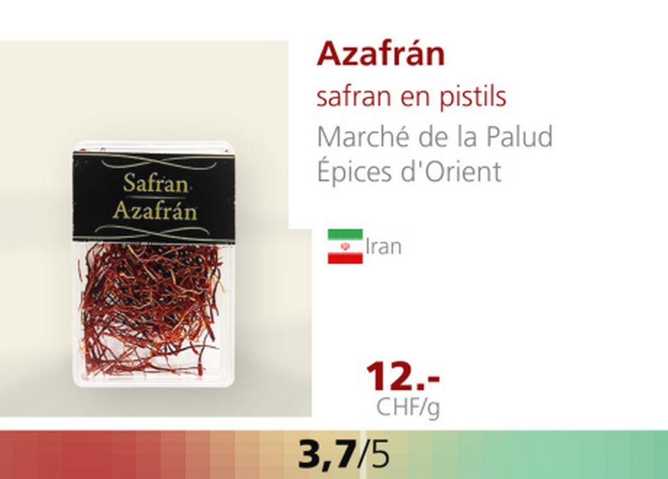 Azafran. [RTS]