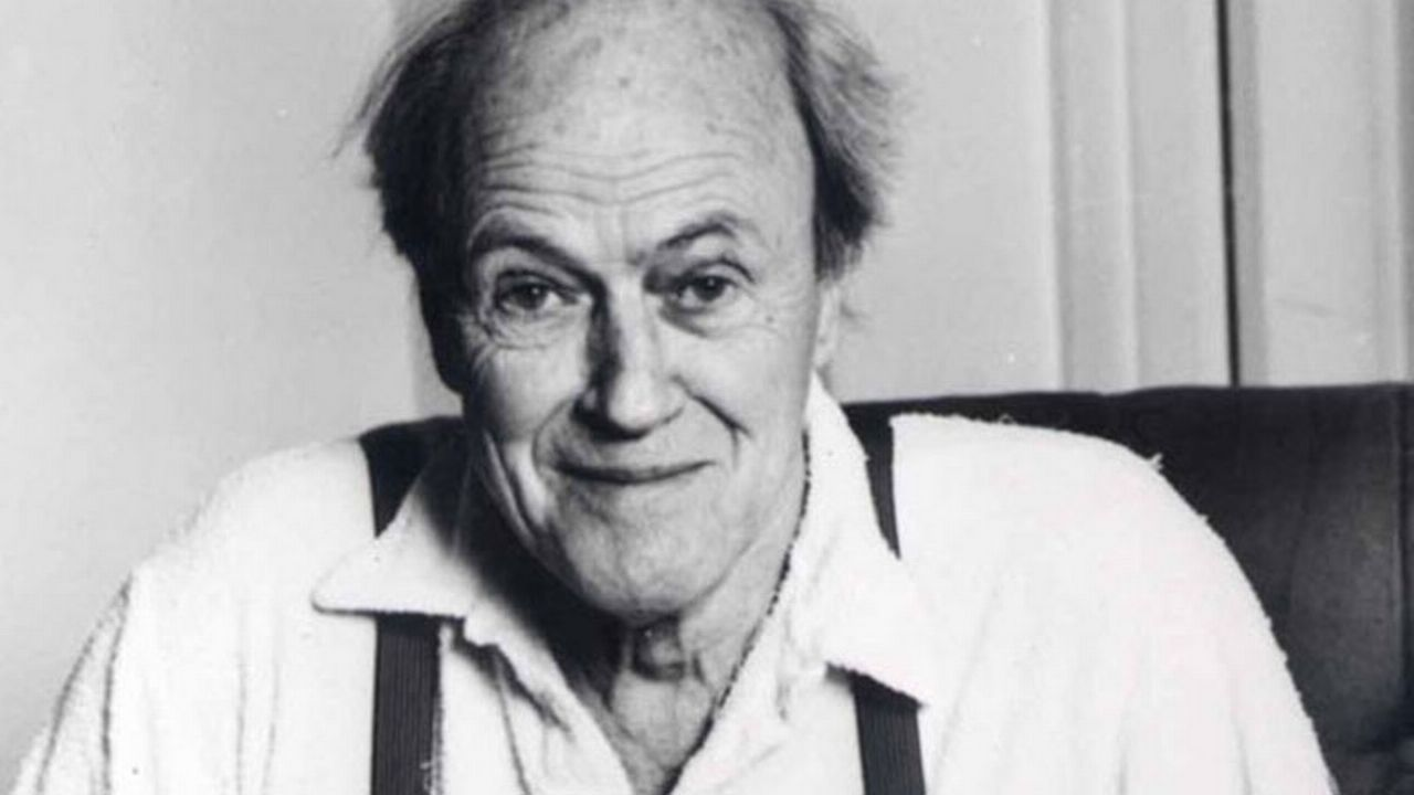 L'auteur gallois Roald Dahl. [penguin.co.uk]