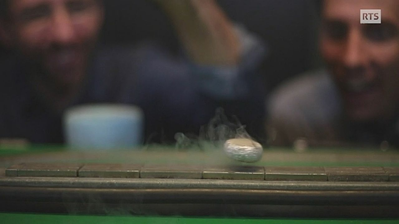 La supraconductivité, ou comment économiser beaucoup d'énergie [RTS]