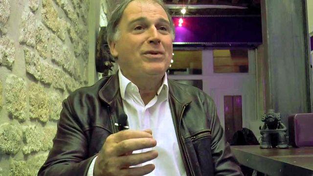 Alain Garrigou. [Politiste/YouTube]