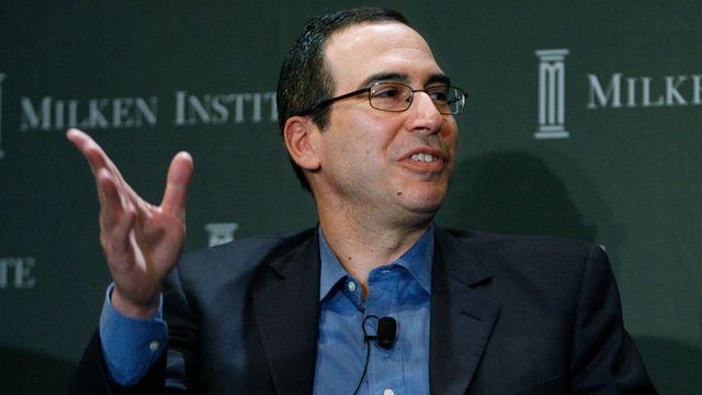 Steven Mnuchin, patron du fonds d'investissement Dune Capital.  [Fred Prouse - reuters]