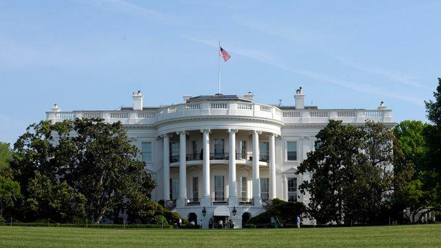 L'aile sud de la Maison Blanche. [Susan Walsh - AP/Keystone]