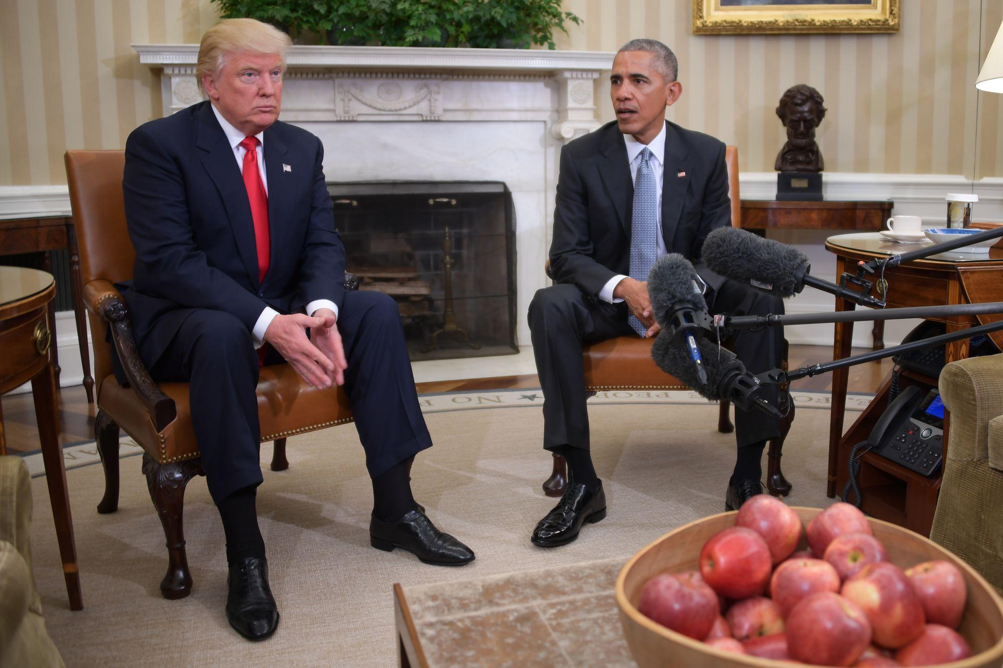 """Donald Trump s'est dit impatient de recevoir """"les conseils ..."""