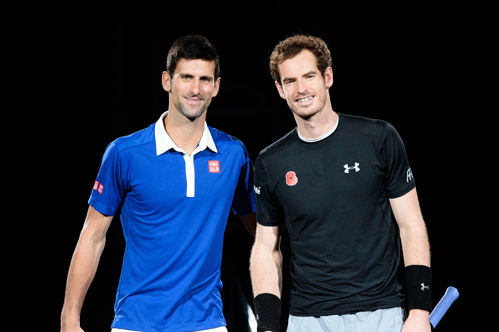 Finales de l'ATP : Murray-Djokovic, à la fin, il n'en restera qu'un