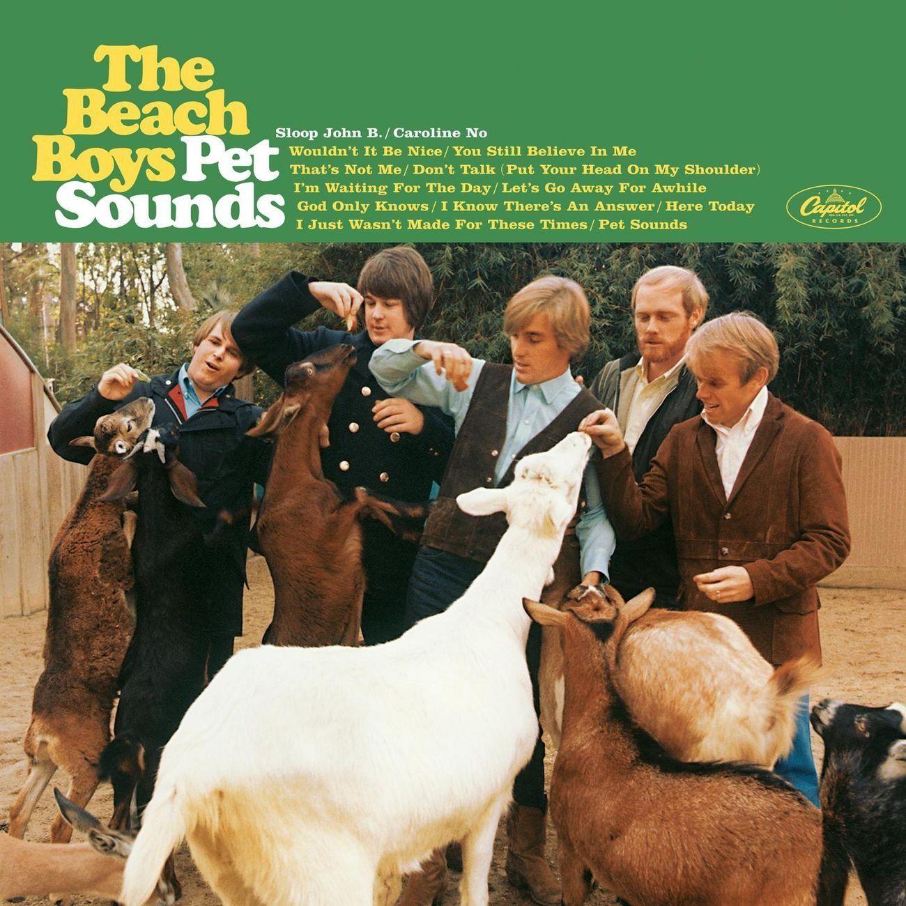 Beach Boys Pet Sounds