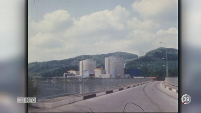 Sortir du nucléaire: le combat antinucléaire a été lancé par les Verts dans les années 70 [RTS]