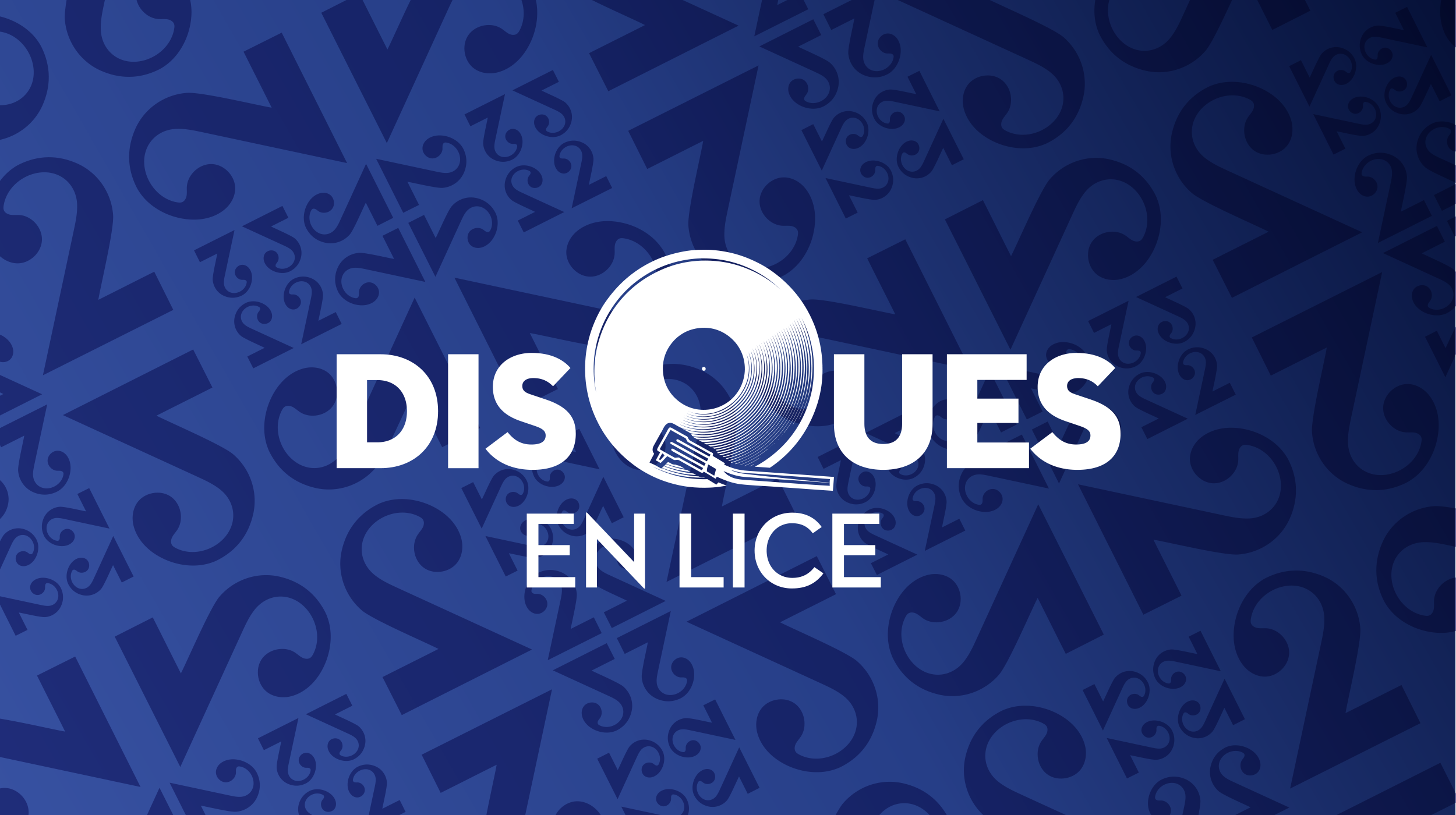 Logo Disques en lice [RTS]