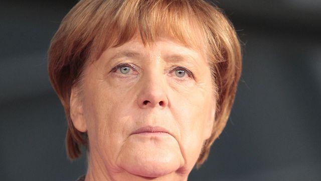 Le destin compliqué d'Angela Merkel. [Michele Tantussi - Anadolu Agency/AFP]
