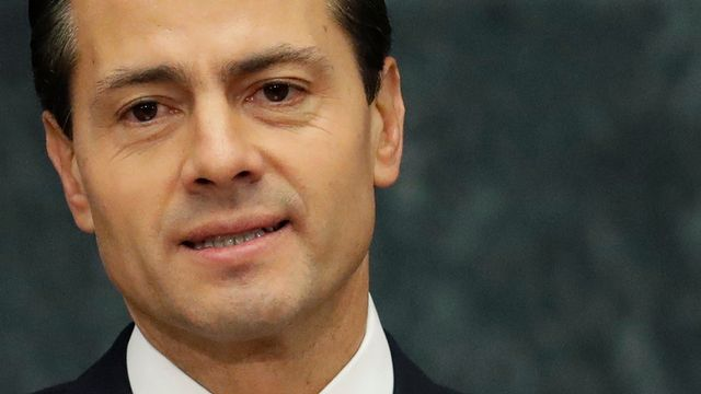 Durant sa campagne électorale, Donald Trump avait affirmé que le Mexique envoyait aux Etats-Unis ses criminels et ses violeurs. [Rebecca Blackwell - AP Photo]
