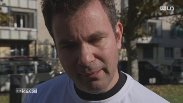 Julien Conti est non-voyant et participe à la Spartan Race [RTS]