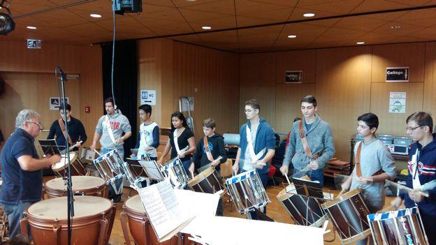 Les jeunes musiciens de Genève