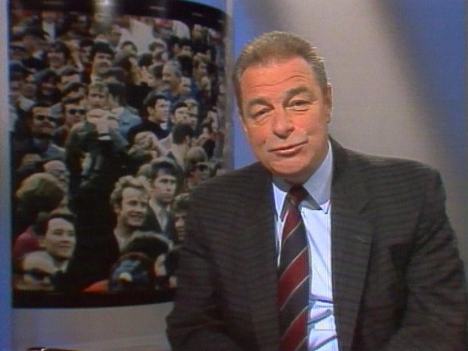 Jean-Pascal Delamuraz s'adresse au peuple suisse en 1988. [RTS]