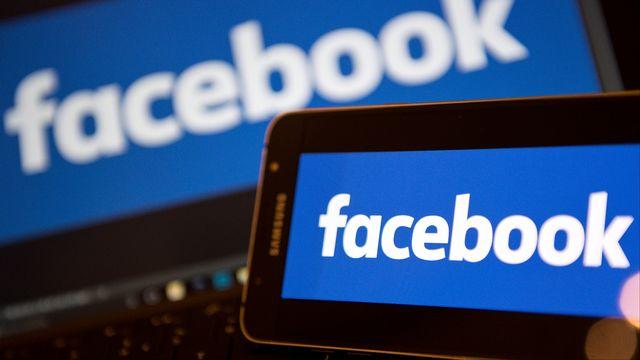 Facebook prend des mesures contre les faux sites d'actualité en ligne. [Justin Tallis - AFP]