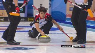 Ecosse - Suisse (6-5): L'Ecosse remporte ce match contre la Suisse [RTS]