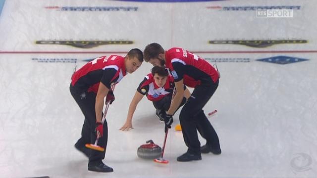 Suisse - Norvège (3-7): Première défaite suisse dans ces championnats [RTS]